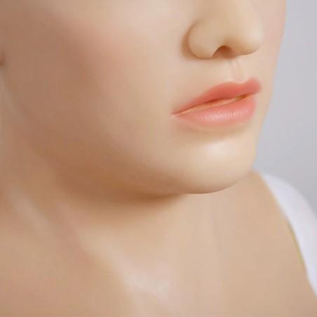 Buste faux seins masque féminin, Bonnet G