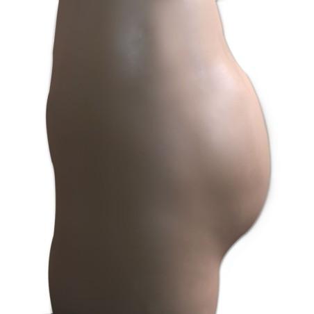 Boxer faux vagin trangenre, en silicone