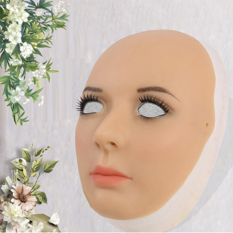Masque en silicone, un réalisme surprenant