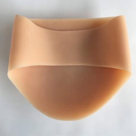 Faux ventre en silicone, confort et réalisme