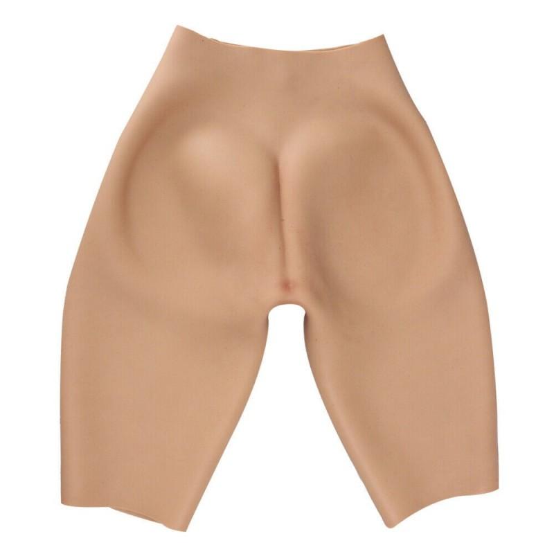 Panty faux vagin artificiel en silicone, un trompe-l'œil bluffant