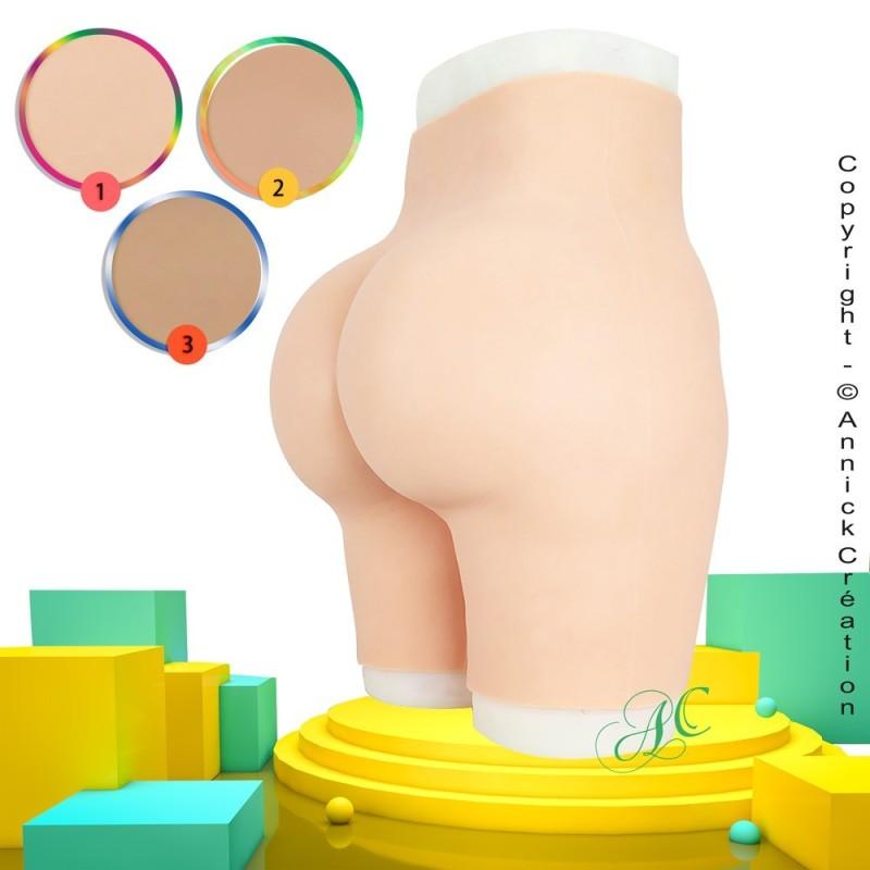 Panty en silicone haut de gamme, pour rehausser les fesses